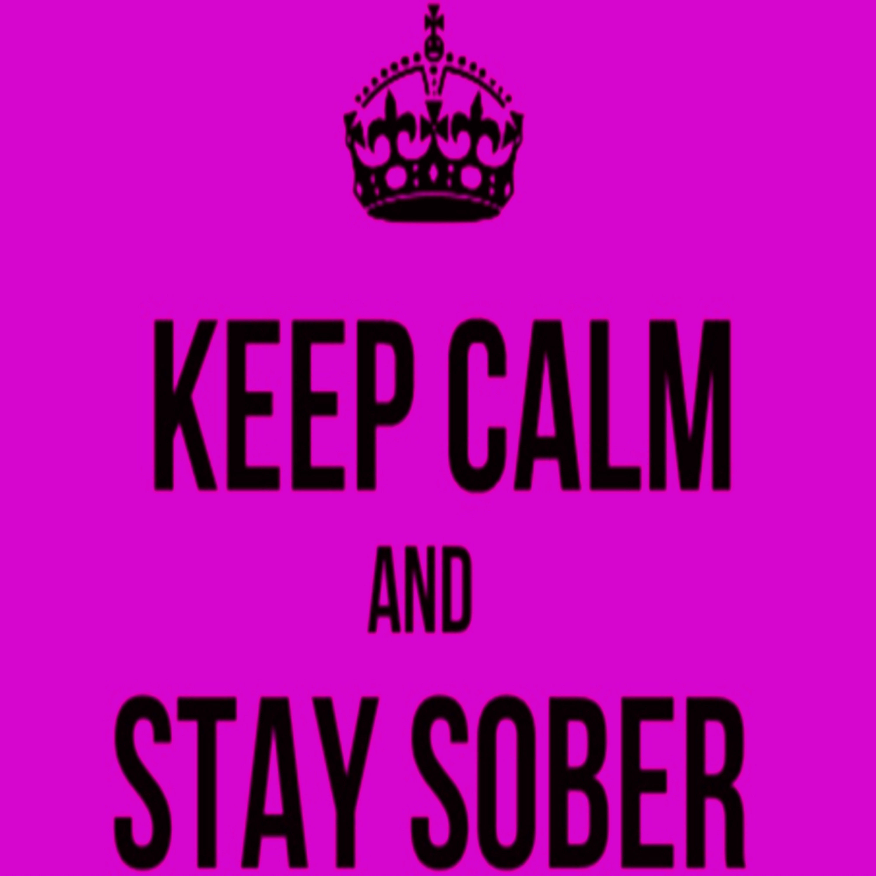 Staying Sane In The Sober Game